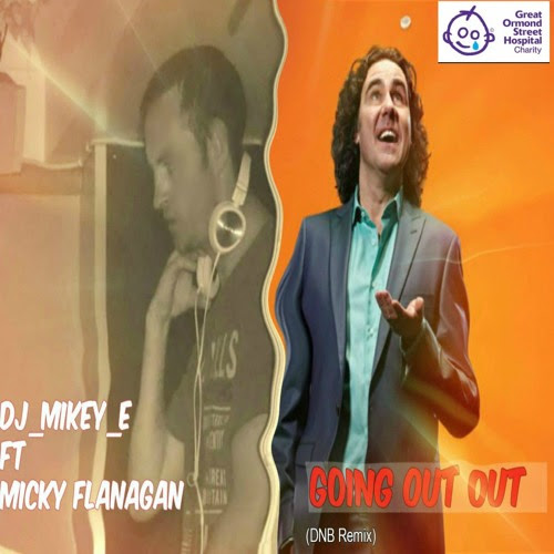 micky flanagan - going out out (dj mikey e dnb remix) by Dj_Mikey_E