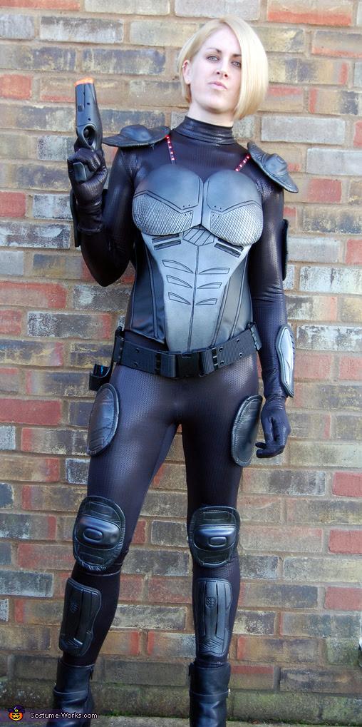 Wreck-It Ralph Sgt Tamora Calhoun Costume