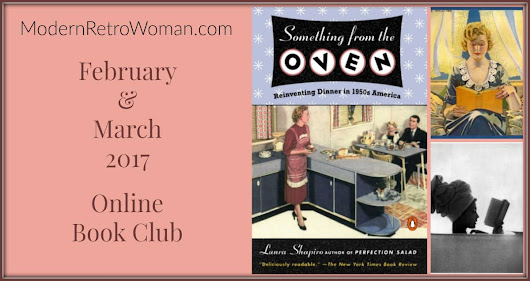 Join Our 1950s Online Book Club: Something From the Oven