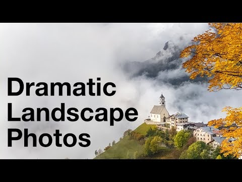 How To Shoot More Dramatic Landscape Photos - iPhone Landscape Mastery
