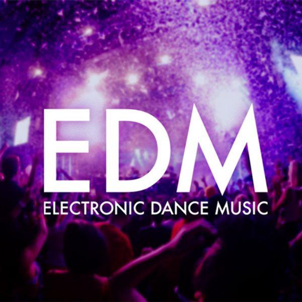 Edm Music Visuals Vj Pack
