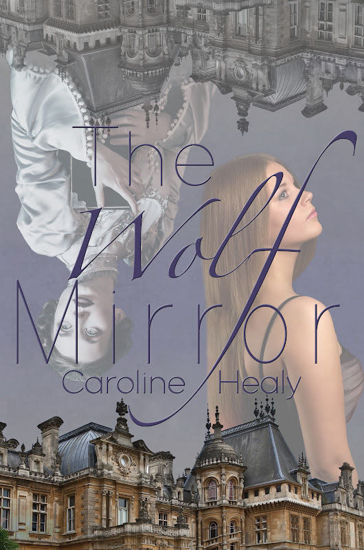 Blog Tour – Review: The Wolf Mirror by Caroline Healy