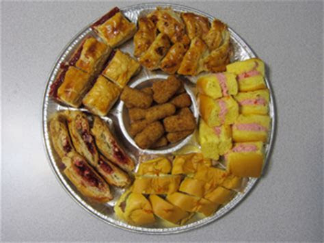 Pricing & Specials: Platters, Birthday Specials, Wedding