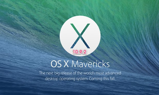OS X 10.9.2 Mavericks Released with SSL Bug Fix, FaceTime Audio, Block iMessages etc