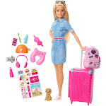 Barbie - Travel Doll
