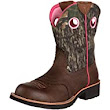 Ariat Women's Fatbaby Cowgirl Western Great boots