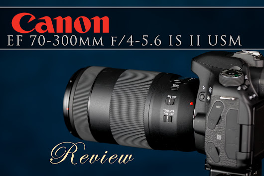 Canon EF 70-300mm f/4-5.6 IS II USM Review - DustinAbbott.net