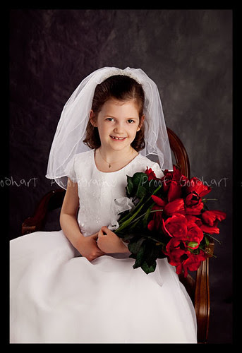 Loudoun County First Communion Pictures Portraits