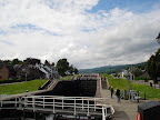 Neptune's Staircase at Fort Augustus