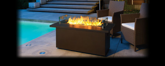 Start Enjoying Your Patio With a Firetable - Milford CT - The Cozy Flame