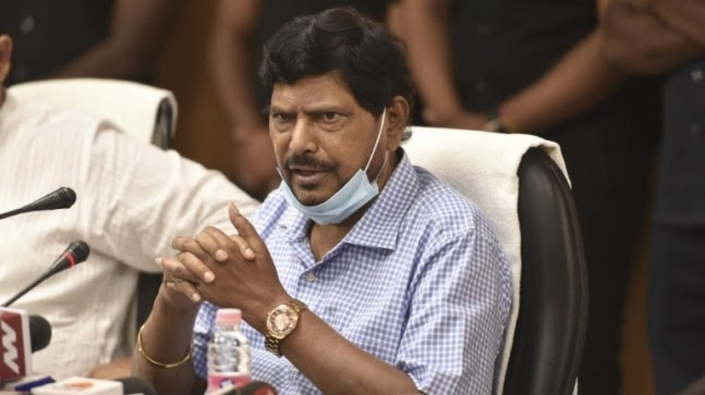 India must not play Pak in T20 WC game, says Union minister Athawale; slams spurt in J&K terror attacks https://ift.tt/3n8aAFK
