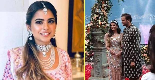 Get Ready To Witness One Of The Most Costliest Wedding Of 2018, Isha Weds Anand