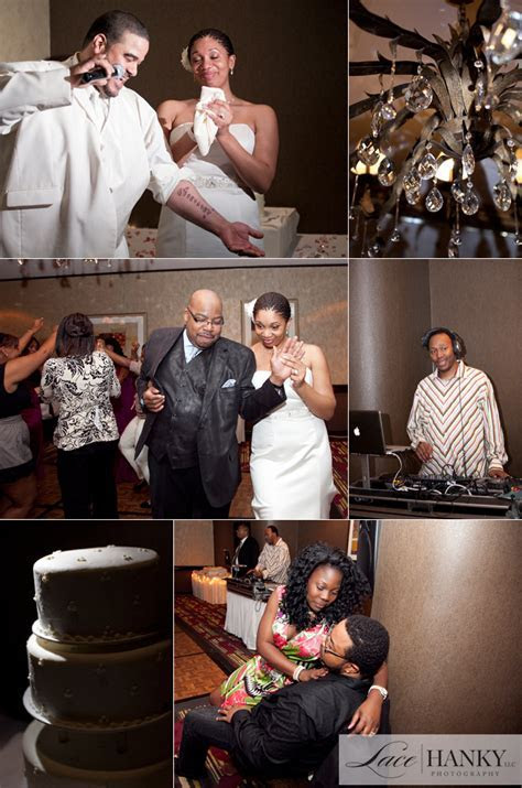Wedding at the Embassy Suites: Tira and Patrick Part 3 of