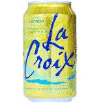 Lacroix Lemon Sparkling Water (2x12x12OZ )