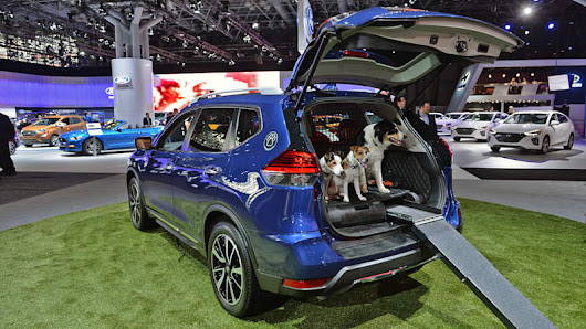 Nissan creates the Rogue Dogue, a crossover dog owners will be begging for - Autoblog