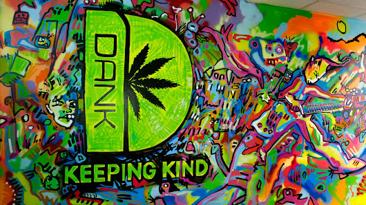Homepage - DANK Dispensary