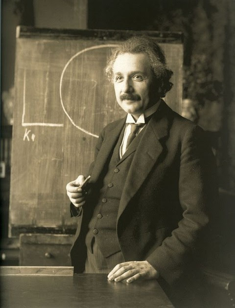 Listen as Albert Einstein Reads 'The Common Language of Science' (1941)