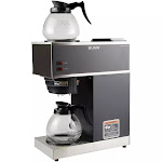 Bunn VPR Commercial Coffee Maker - 3.8 Gallons per Hour - 2 Warmers