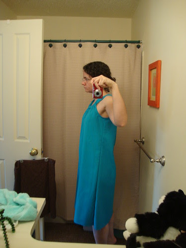 Simplicity 3742 what view A would look like