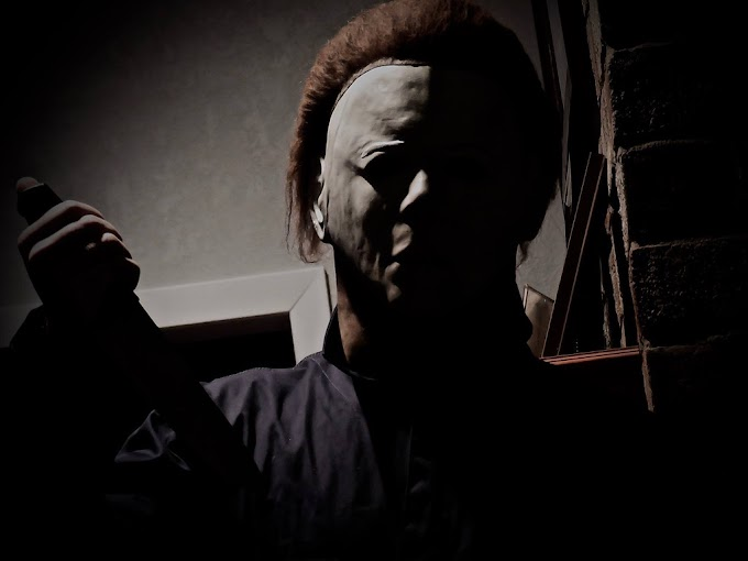 As versões do rosto de Michael Myers