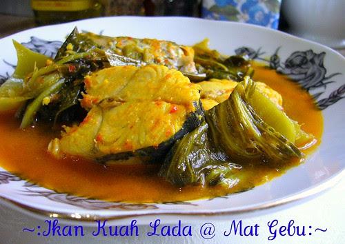 Ikan Kuah Lada