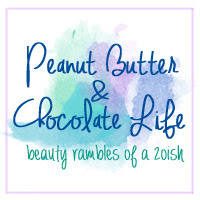 Peanut Butter and Chocolate Life