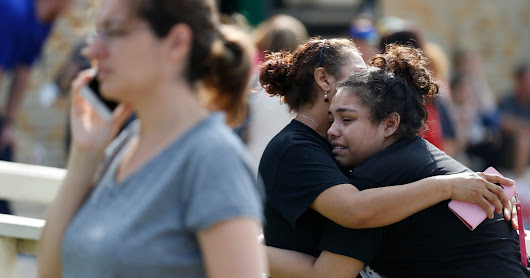 At Least 8 People Killed in Santa Fe, Texas, School Shooting; Suspect Is in Custody - The New York Times