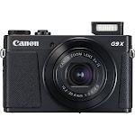 Canon - PowerShot G9 X Mark II 20.1-Megapixel Digital Camera - Black