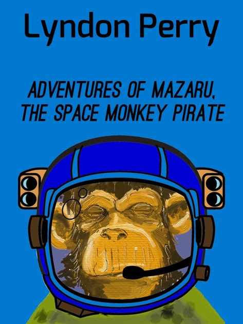 Adventures of Mazaru, the Space Monkey Pirate