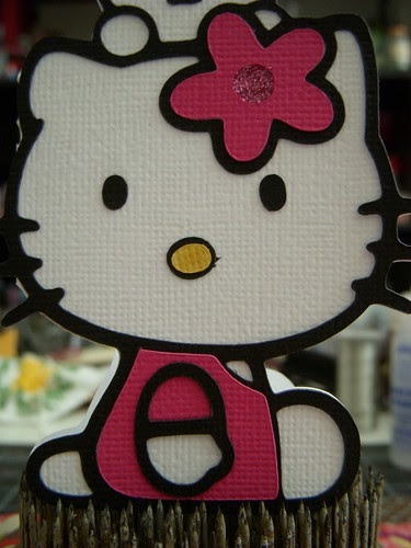 Hello Kitty Card 1 (close)