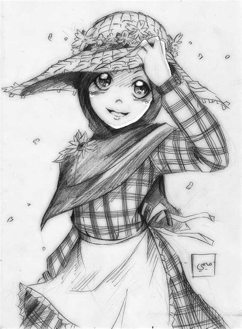 flower girl  mideaterdeviantartcom  atdeviantart