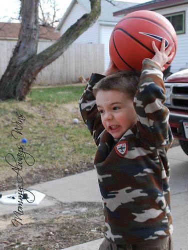 nick basketball