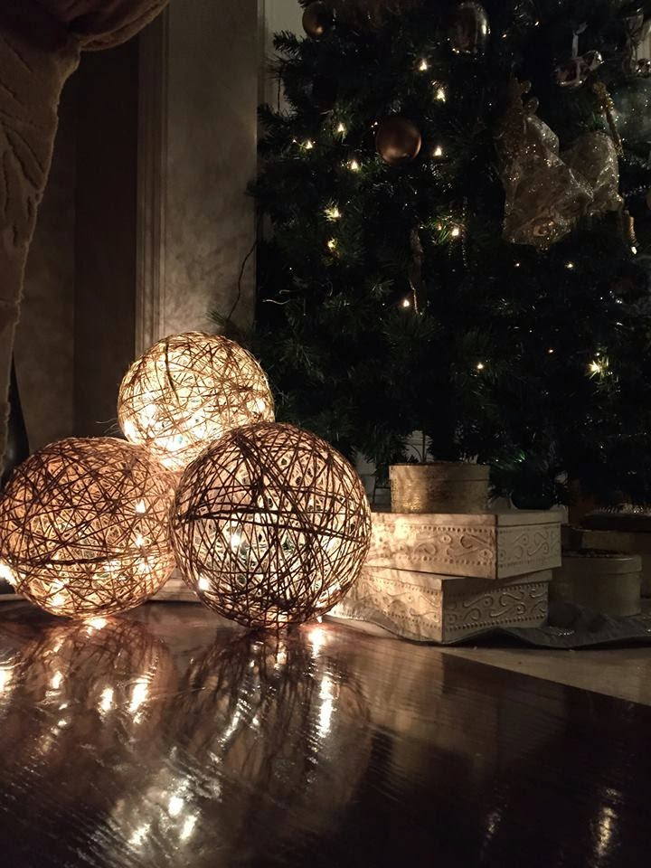 25 Unique Ways To Decorate With String Lights