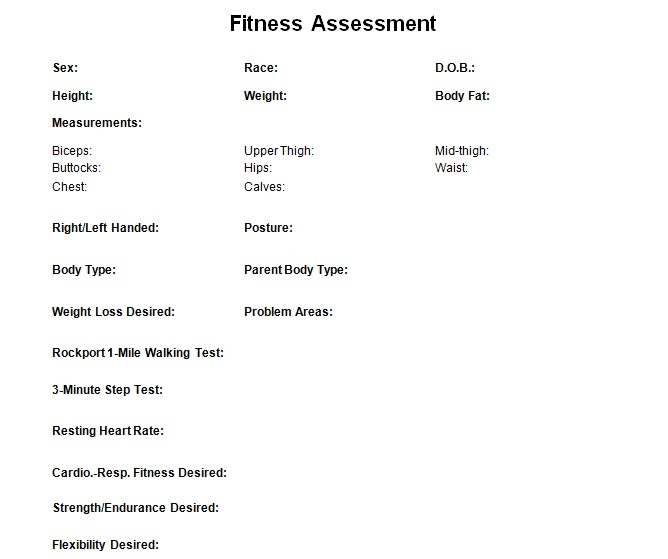 body fat percentage measuring points