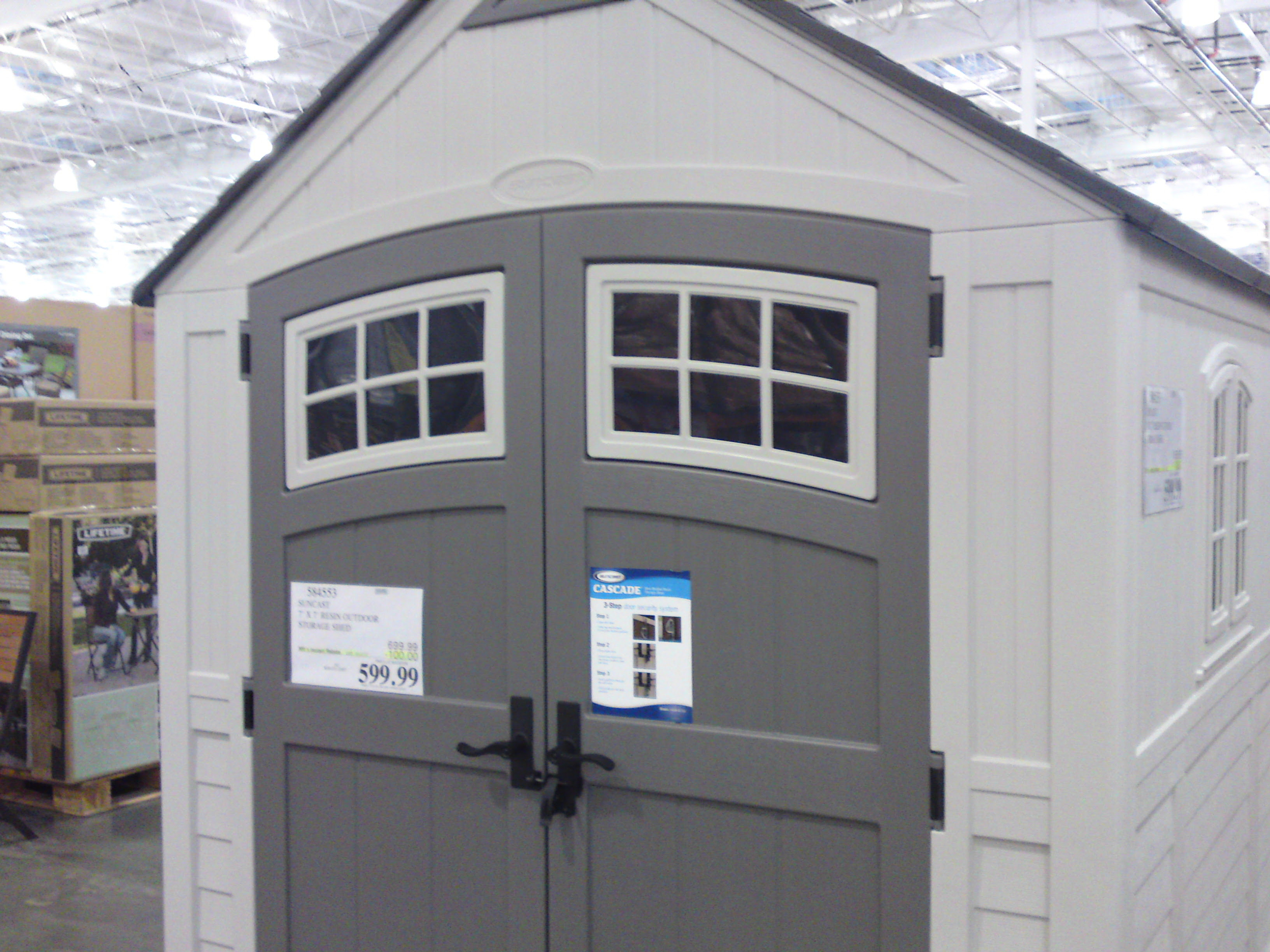 Agustus 2017 shed plans with loft