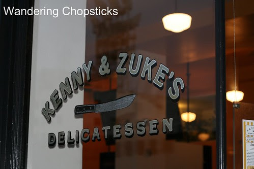 Day 5.2 Kenny and Zuke's Delicatessen - Portland - Oregon 14