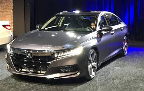 honda accord sedan touring  automatic specs
