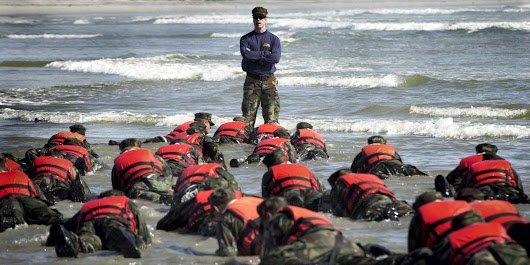 7 Habits From Navy SEALs That Will Make You More Successful