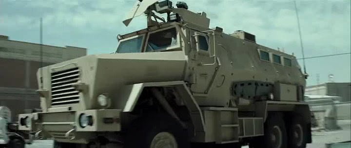 2010 BAE Systems Caiman MTV