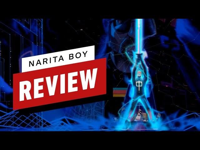 Review: Narita Boy (Nintendo Switch)