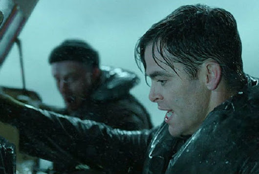 The Finest Hours starts slow, but strong cast saves Coast Guard rescue story