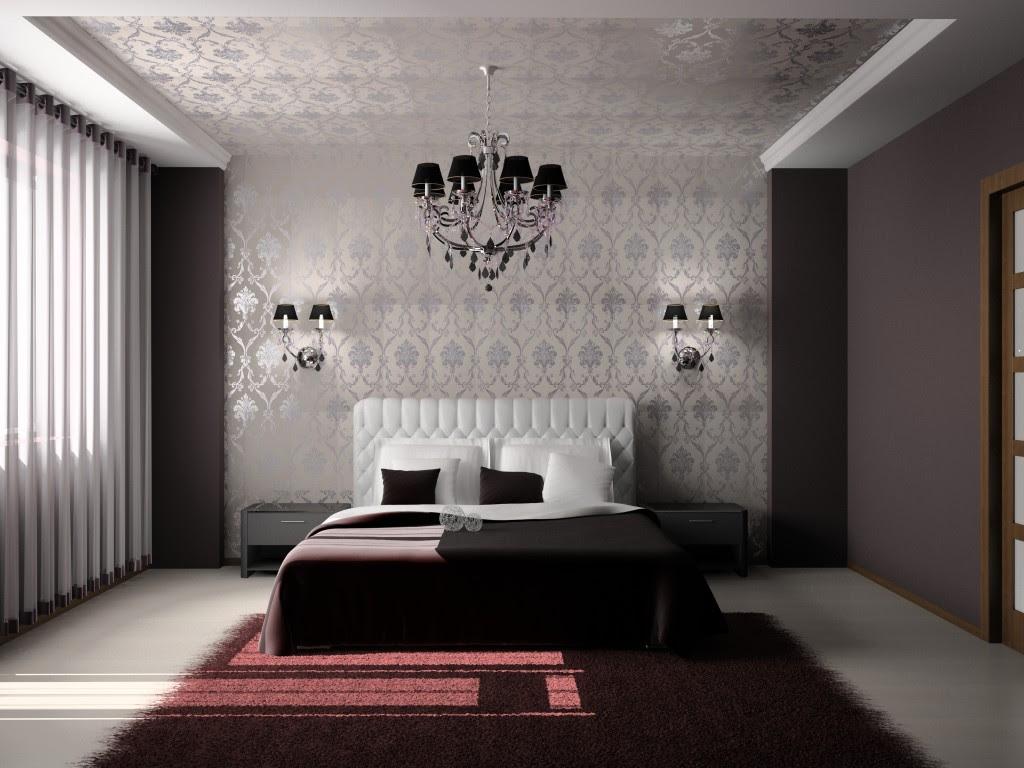 Urządzamy Sypialnia W Stylu Glamour Kanufmag