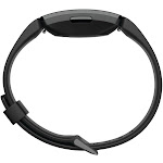 Fitbit - Inspire HR Activity Tracker + Heart Rate Black