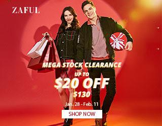 ZAFUL Mega Stock Clearance
