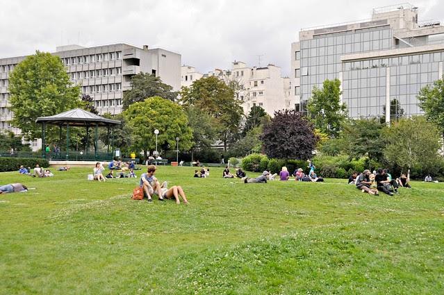 Hoje conhecemos do jardin villemin paris fran a for Jardin villemin
