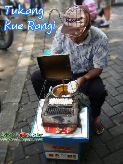 tukang kue rangi