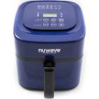 NuWave 37058 6-Quart Digital Air Fryer, Cobalt, Blue