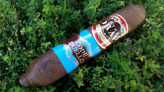 Team Cigar Review: Southern Draw Code Duello Limitada 2016 Firethorn - Developing Palates