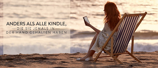 Der neue Kindle Oasis - Amazon.de