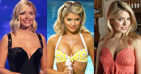 Holly Willoughby Sexy - Hot 12 Pics | Beautiful, Sexiest